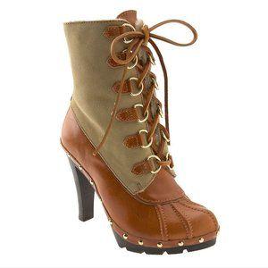 Michael Kors Winter Warrior Shearling Boot 7.5